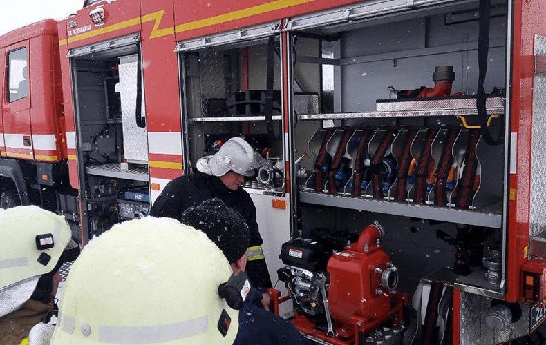 БРСМ-Нафта і ДСНС України відкрили сезон протипожежних навчань