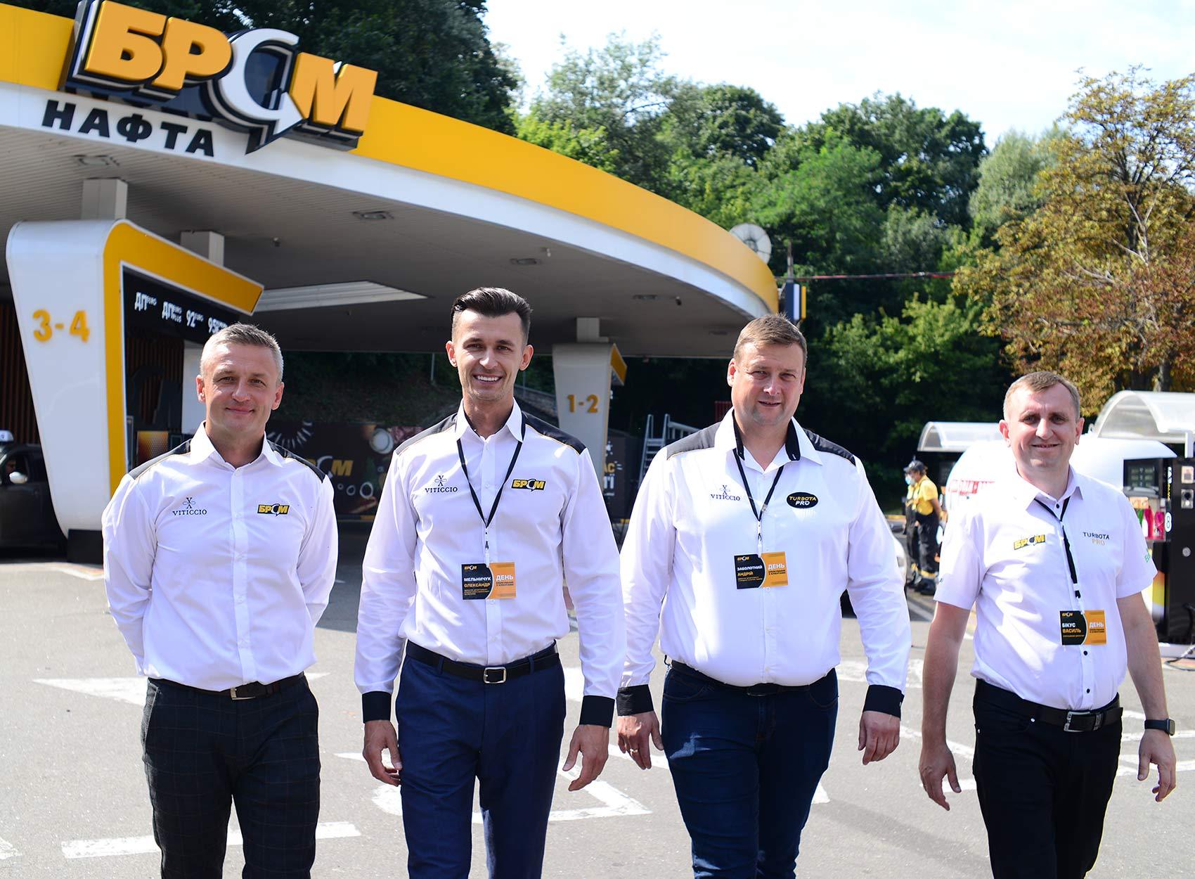 Ближе к клиенту: топ-менеджеры сети АЗК «БРСМ-НАФТА» заняли рабочие места операторов